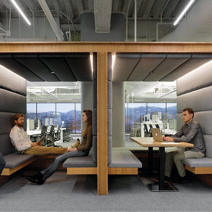 Square Corporate Offices
