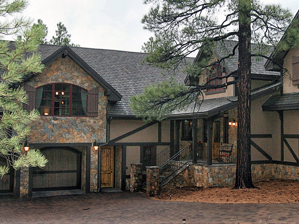 Stone Mountain Home